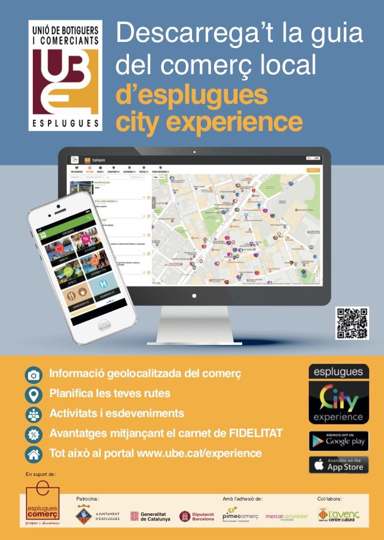 Esplugues City experience